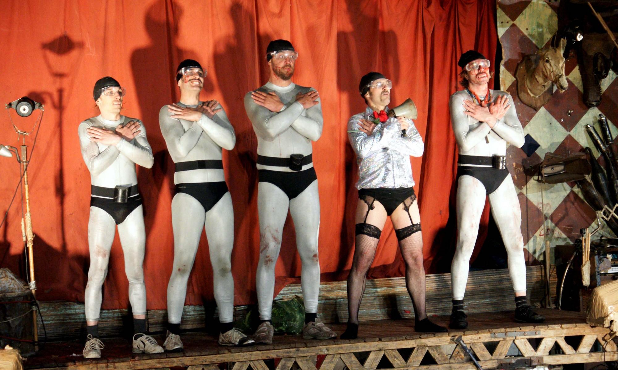 spectacle au festival Les Turbulles 2016
